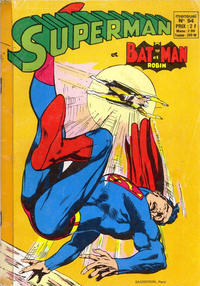 Cover Thumbnail for Superman et Batman et Robin (Sage - Sagédition, 1969 series) #54