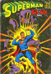 Cover Thumbnail for Superman et Batman et Robin (Sage - Sagédition, 1969 series) #56