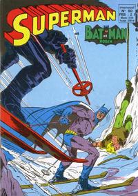 Cover Thumbnail for Superman et Batman et Robin (Sage - Sagédition, 1969 series) #60