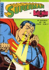 Cover Thumbnail for Superman et Batman et Robin (Sage - Sagédition, 1969 series) #65 - 66