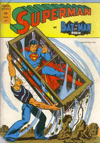 Cover Thumbnail for Superman et Batman et Robin (Sage - Sagédition, 1969 series) #68