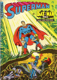 Cover Thumbnail for Superman et Batman et Robin (Sage - Sagédition, 1969 series) #71 - 72