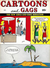 Cover Thumbnail for Cartoons and Gags (Marvel, 1959 series) #v7#6