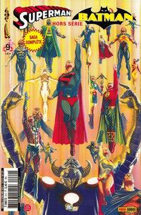 Cover Thumbnail for Superman & Batman Hors Série (Panini France, 2007 series) #9