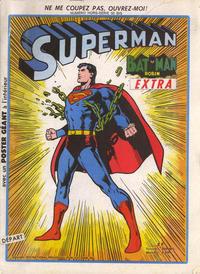 Cover Thumbnail for Superman et Batman et Robin (Sage - Sagédition, 1969 series) #50bis