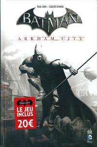 Cover Thumbnail for Batman - Arkham City (Urban Comics, 2012 series)
