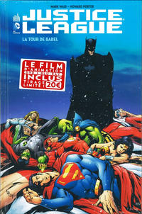 Cover Thumbnail for Justice League - La Tour de Babel (Urban Comics, 2012 series)