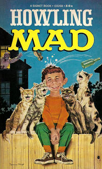 Cover Thumbnail for Howling Mad (New American Library, 1967 series) #D3268