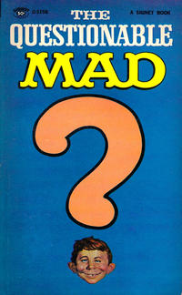 Cover Thumbnail for The Questionable Mad (New American Library, 1967 series) #D3158