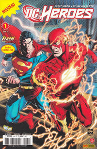 Cover Thumbnail for DC Heroes (Panini France, 2010 series) #1
