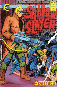 Cover Thumbnail for Shadow Slayer (Eternity, 1987 series) #1 (0)