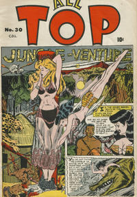 Cover Thumbnail for All Top (Bell Features, 1952 series) #30