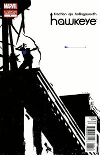 Cover Thumbnail for Hawkeye (Marvel, 2012 series) #1 [4th printing]