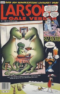 Cover Thumbnail for Larsons gale verden (Bladkompaniet, 1992 series) #1/1998
