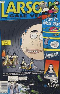 Cover Thumbnail for Larsons gale verden (Bladkompaniet / Schibsted, 1992 series) #4/1998