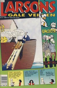 Cover Thumbnail for Larsons gale verden (Bladkompaniet / Schibsted, 1992 series) #5/1998