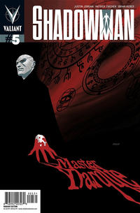 Cover Thumbnail for Shadowman (Valiant Entertainment, 2012 series) #5 [Cover C - Dave Johnson]