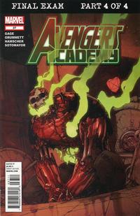 Cover Thumbnail for Avengers Academy (Marvel, 2010 series) #37
