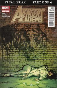 Cover Thumbnail for Avengers Academy (Marvel, 2010 series) #35