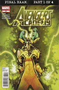 Cover Thumbnail for Avengers Academy (Marvel, 2010 series) #34