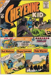Cover Thumbnail for Cheyenne Kid (Charlton, 1957 series) #27 [British]