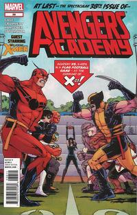 Cover Thumbnail for Avengers Academy (Marvel, 2010 series) #38