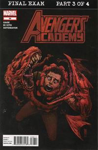Cover Thumbnail for Avengers Academy (Marvel, 2010 series) #36
