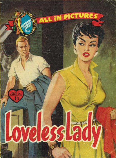 Cover for Illustrated Romance Library (Magazine Management, 1957 ? series) #65