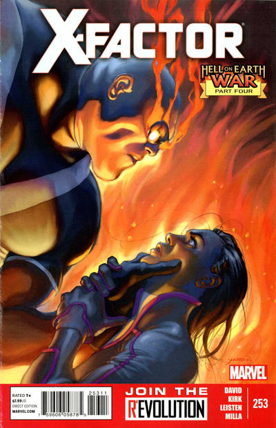 Cover for X-Factor (Marvel, 2006 series) #253