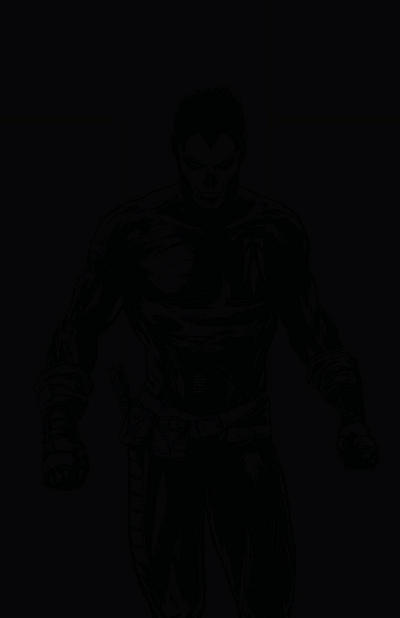 Cover for Shadowman (Valiant Entertainment, 2012 series) #1 [Cover C - Dave Johnson]