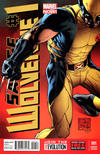 Cover Thumbnail for Savage Wolverine (2013 series) #1 [Joe Quesada Variant]