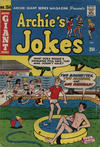 Cover for Archie Giant Series Magazine (Archie, 1954 series) #154