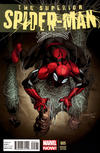Cover for Superior Spider-Man (Marvel, 2013 series) #5 [Bagley]