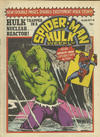 Cover for Spider-Man and Hulk Weekly (Marvel UK, 1980 series) #393