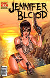 Cover Thumbnail for Jennifer Blood (2011 series) #8 [Cover B]