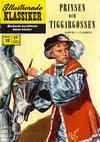 Cover for Illustrerade klassiker (Williams Förlags AB, 1965 series) #18 [HBN 199] (4:e upplagan) - Prinsen och tiggargossen