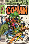 Cover for Conan the Barbarian (Marvel, 1970 series) #130 [Newsstand]