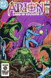 Cover Thumbnail for Arion, Lord of Atlantis (1982 series) #11 [Direct]