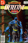 Cover Thumbnail for Detective Comics (1937 series) #582 [Newsstand]
