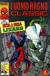 Cover for L'Uomo Ragno Classic (Edizioni Star Comics, 1991 series) #2