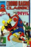 Cover for L'Uomo Ragno Classic (Edizioni Star Comics, 1991 series) #5