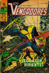 Cover for Los Vengadores (Novedades, 1981 series) #34