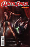 Cover for Queen Sonja (Dynamite Entertainment, 2009 series) #34