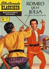 Cover Thumbnail for Illustrerade klassiker (1965 series) #34 - Romeo och Julia [[HBN 199] (3:e upplagan)]