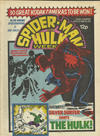 Cover for Spider-Man and Hulk Weekly (Marvel UK, 1980 series) #394