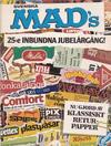 Cover for Mad (inbundna årgångar) (Semic, 1977 series) #25 årg. 1984
