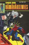 Cover for Hämähäkkimies (Semic, 1980 series) #1/1982