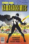 Cover for Hämähäkkimies (Semic, 1980 series) #4/1988