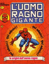 Cover for L'Uomo Ragno Gigante (Editoriale Corno, 1976 series) #1