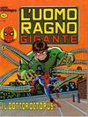 Cover for L'Uomo Ragno Gigante (Editoriale Corno, 1976 series) #2